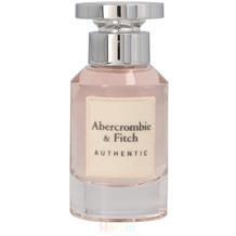 Abercrombie & Fitch Authentic Women Edp Spray - 50 ml