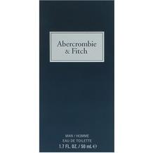 Abercrombie & Fitch First Inst. Blue Man Edt Spray  50 ml