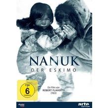 absolut MEDIEN Nanuk, der Eskimo (1922) [DVD]