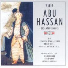 Abu Hassan-Singspiel, CD