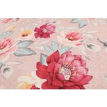 Accessorize Kurzflor-Teppich Isla floral ACC-38705-01 rosa 80x150 cm