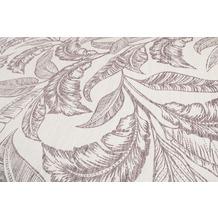Accessorize Kurzflor-Teppich Mozambique Palm ACC-38805-02 taupe 80x150 cm