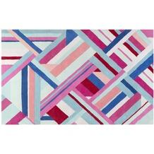 Accessorize Teppich Linear ACC-017-10 rosa 80x150