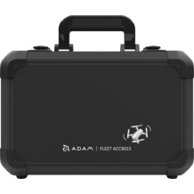 ADAM Elements FLEET ACC901S Aluminum Carrying Case 9 in 1 for DJI SPARK Combo, Black