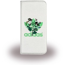 adidas Female - Tree Book Cover/Handytasche - Apple iPhone 6, 6s - Weiss