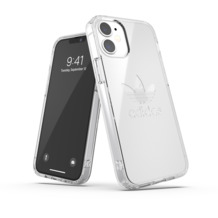 adidas OR Protective Clear Case FW20 for iPhone 12 mini clear