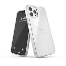 adidas OR Protective Clear Case FW20 for iPhone 12 Pro Max clear