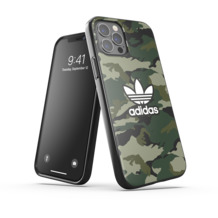 adidas OR Snap Case Graphic AOP FW20 for iPhone 12 / 12 Pro black/night cargo