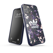 adidas OR Snap Case Graphic AOP FW20 for iPhone 12 / 12 Pro collegiate navy/active purp