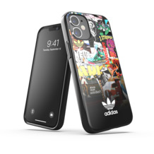 adidas OR Snap Case Graphic AOP FW20 for iPhone 12 mini colourful