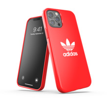 adidas OR Snap Case Trefoil FW20 for iPhone 12 / 12 Pro scarlet