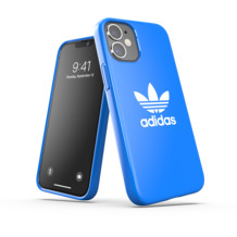 adidas OR Snap Case Trefoil FW20 for iPhone 12 mini bluebird