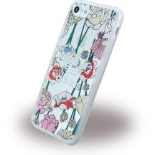 adidas Originals Female - TPU-Case - Apple iPhone 7 / 8 - Rose (Colourful)