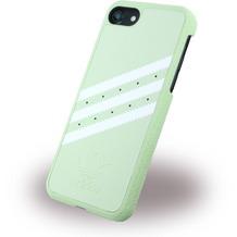adidas Originals Moulded - Hardcover - Apple iPhone 7 / 8 - Vapour Grün/Weiss
