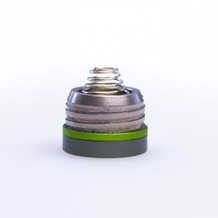 adonit Ersatzkappe für Batteriefach - Grau/Grün für Jot Script 1 Stk. (Bulk)