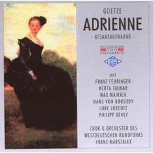 Adrienne, CD
