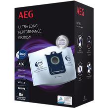 AEG Staubsaugerbeutel Ultra Long Performance GR210SM (8 Stück)