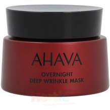 Ahava Apple of Sodom Overnight Deep Wrinkle Mask - 50 ml