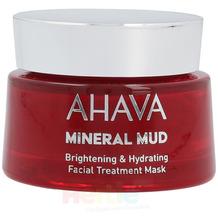 Ahava Mineral Masks Bright. & Hydr. Fac. Treatm. M - 50 ml