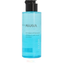Ahava Time To Clear Eye Make-Up Remover - 125 ml