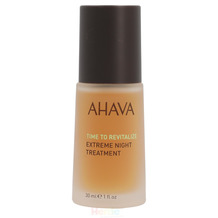 Ahava Time To Revitalize Extreme Night Treatment - 30 ml