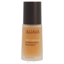 Ahava Time To Revitalize Extreme Night Treatment - 30 ml