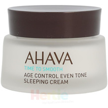 Ahava Time To S. Age Cont. Even Tone Sleep. Cr. - 50 ml