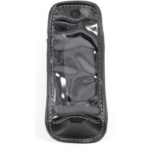 Alcatel-Lucent Ledertragetasche mit Drehclip für DECT- Mobilteil 300/400