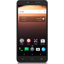 Alcatel onetouch A3 XL, grey/silver