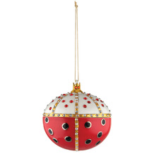 Alessi Dekokugel Re Coccinello
