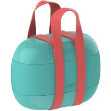 Alessi Lunchbox im Handtaschendesign