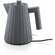 Alessi Wasserkocher Plissé 1l, grau