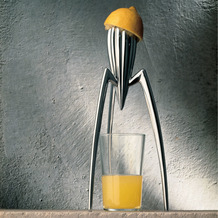 Alessi Zitronenpresse JUICY SALIF silber