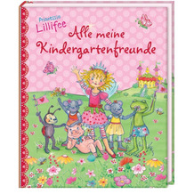Alle meine Kindergartenfreunde - Prinzessin Lillifee