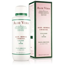 Canarias Cosmetics ALOE HERBAL COCKTAIL 400 ml
