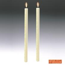 Amabiente Kerze CLASSIC Terrakotta 40cm - 2er Set