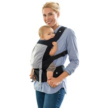 Amazonas Babytrage Smart Carrier black