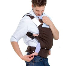 Amazonas Babytrage Smart Carrier earth