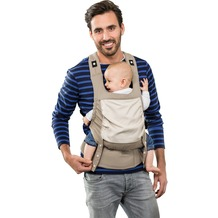 Amazonas Babytrage Smart Carrier sand