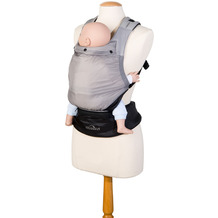 Amazonas Babytrage Smart Carrier ultralight stone