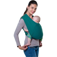 Amazonas Babytragetuch Carry Baby petrol
