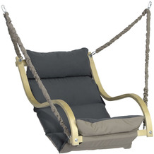 Amazonas Hängesessel Fat Chair anthracite