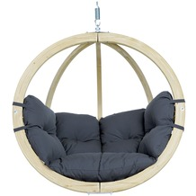 Amazonas Hängesessel Globo Chair anthracite