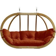 Amazonas Hängesessel Globo Royal Chair terracotta