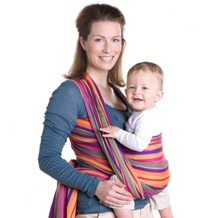 Amazonas Tragetuch Carry Sling lollipop 450 cm