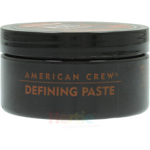 American Crew Defining Paste With Medium Hold and Low Shine, Stylingcreme 85 gr