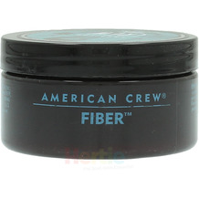 American Crew Fiber Pliable - With High Hold and Low Shine, Stylingcreme 85 gr
