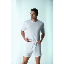 AMMANN Boxer-Short, Basic Cotton, weiß Gr. 5