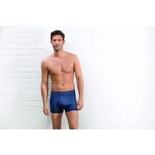 AMMANN Hose kurz mit Eingriff, Serie Jeans, dunkelblau 5