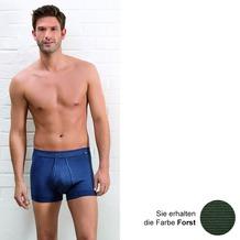 AMMANN Hose kurz mit Eingriff, Serie Jeans, forst 5